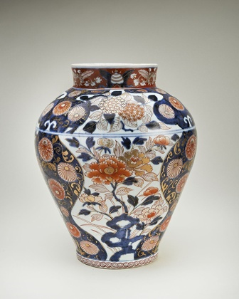 Japanese Imari Vase Circa 1700 Archive Neoclassical Antiques Uk